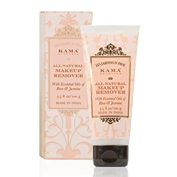 Kama Ayurveda All Natural Makeup Remover, 100g Blistex Complete Moisture SPF 15, Penetrate To Quench Dry lips, 0.15 oz/3 pack