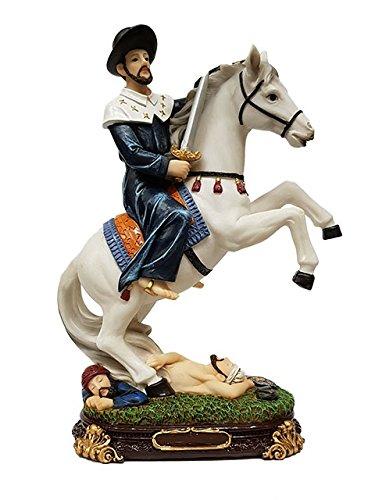 12'' St James Santiago Statue Saint Santo San Jaime Spain by allinc