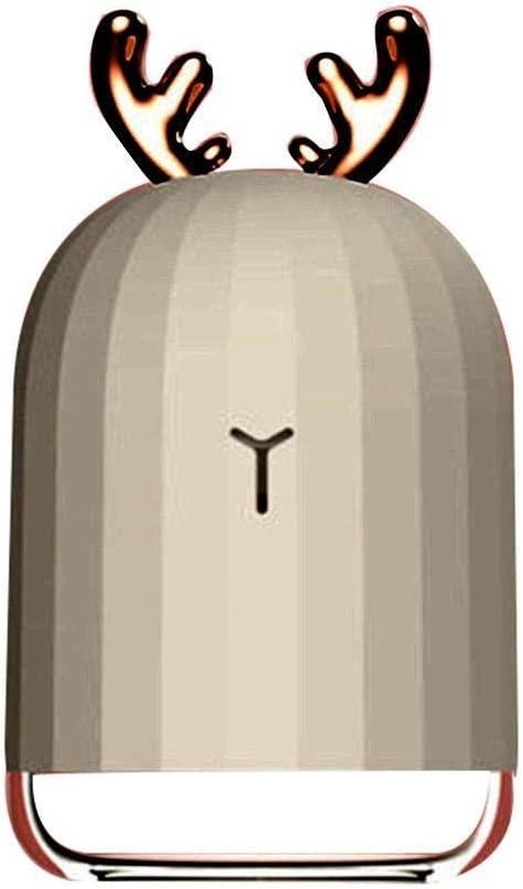 CHIGANT Mini humidificador purificador de Aire portátil difusor ...