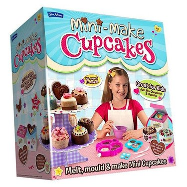 John Adams Mini Make Cupcakes by ToyMarket