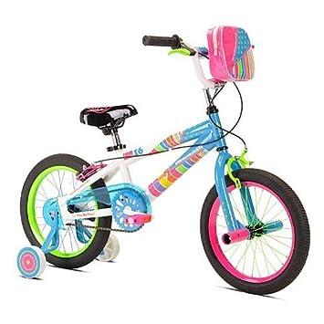Girls 16 Inch Littlemissmatched Zipper Bike By Toys R Us Amazon Co