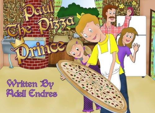 Paul The Pizza Prince pdf epub