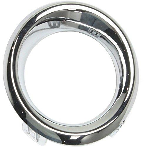 - Evan-Fischer EVA258083014325 Fog Light Trim for Mazda 3 14-16 Molding Ring Bezel Chrome Sedan/Hatchback Left Side