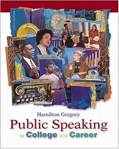 Public Speaking for College and Career with Free SpeechMate Student CD-ROM 1.0 and PowerWeb