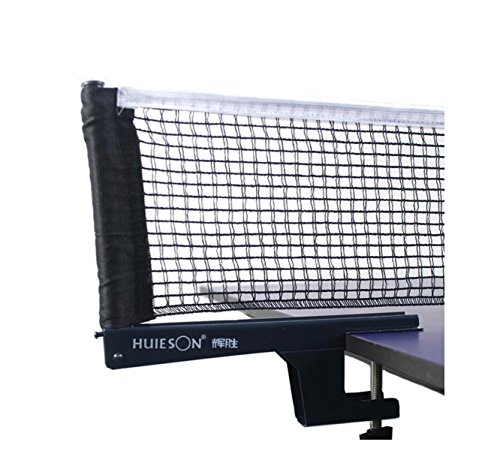 Spiral professional table tennis rack set with net suit with a network table tennis shelves by LANFIRE(huieson)
