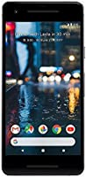 Google Pixel 2 64 GB, Black Factory Unlocked (Refurbished)