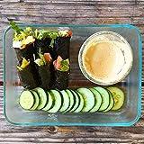 gimMe Organic Roasted Seaweed - Wasabi - 12 Count