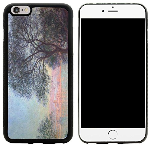 Rikki Knight Hybrid Case for iPhone 6 Plus & 6s Plus - Claude Monet Art Antibes seen from La Salis Design