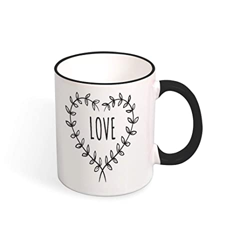 Cup Christmas Birthday Coffee I Love Hoovering Tea Mug Gift