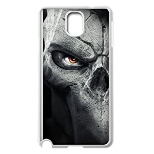 Darksiders Samsung Galaxy Note 3 Cell Phone Case White Transparent Protective Back Cover 985