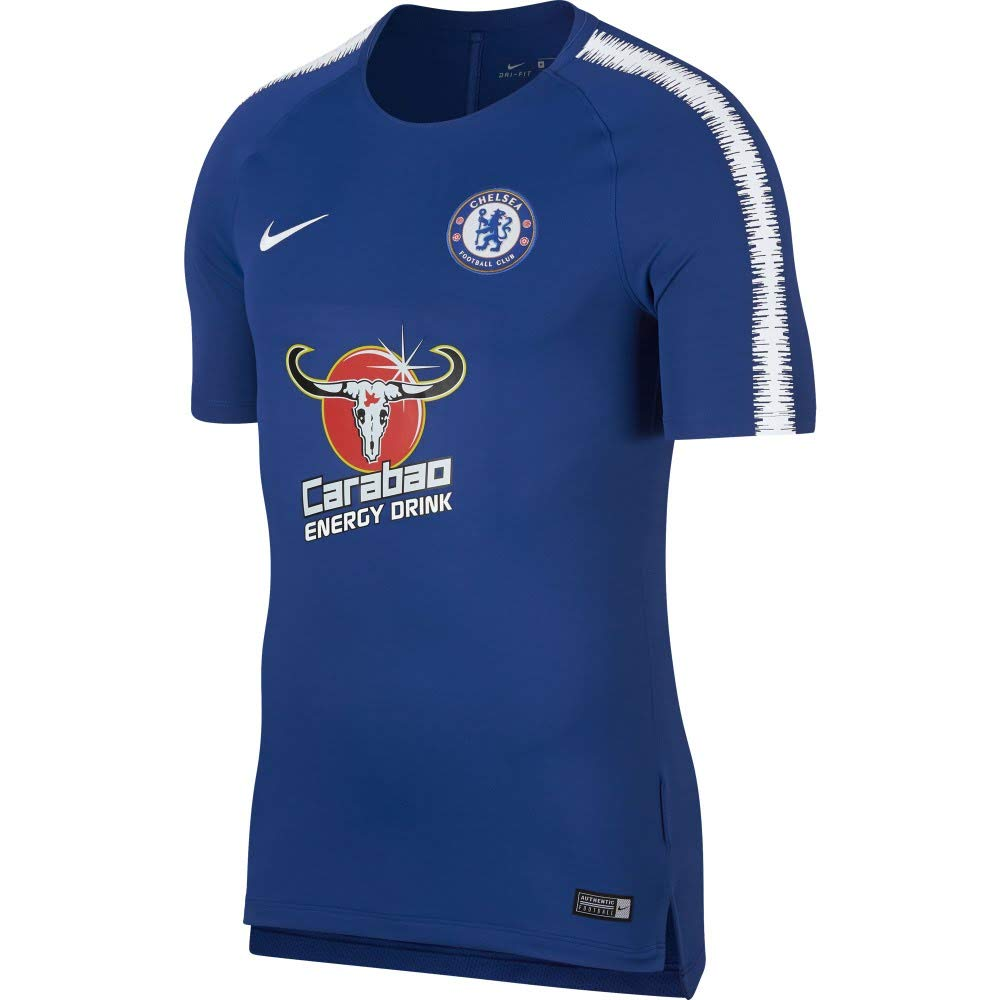 NIKE 2018-2019 Chelsea Training Shirt (Blue)