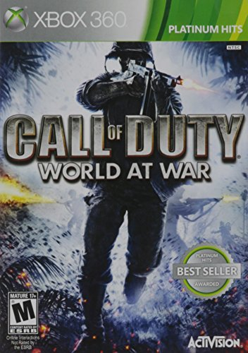 Call of Duty: World At War Xbox 360 (Call Of Duty World At War 5)