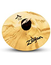 Zildjian A Custom 8-Inch Splash Cymbal Brilliant