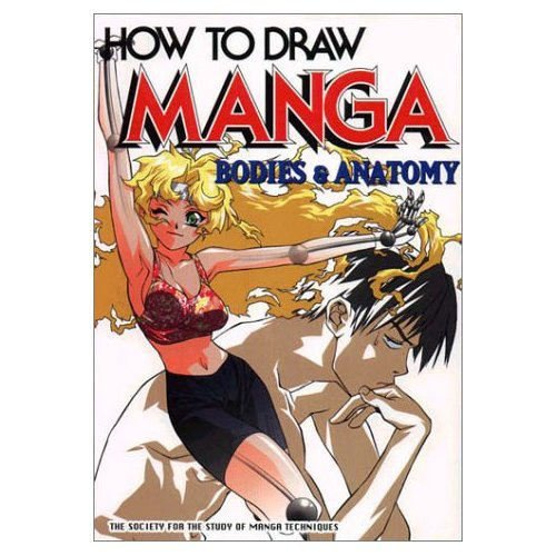 Pdf Comics How to Draw Manga: Bodies & Anatomy