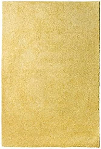 American Brights Yellow 8 x 10 Oval Area Rugs