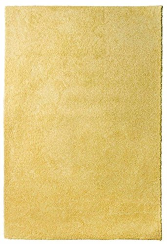 American Brights Yellow 5 x 8 Oval Area Rugs
