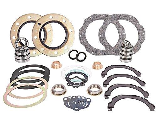 Steering Knuckle Rebuild Kit FJ80 w/wheel bearings by Trail Gear