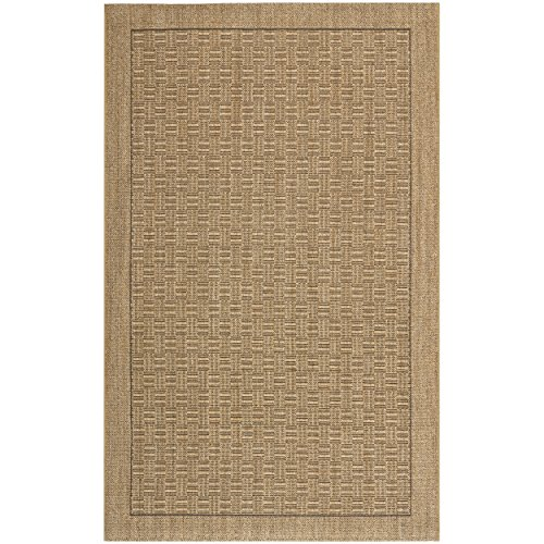 Safavieh Palm Beach Collection PAB359A Natural Sisal & Jute Area Rug (8' x 11') ()
