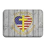 Christian American Doormats