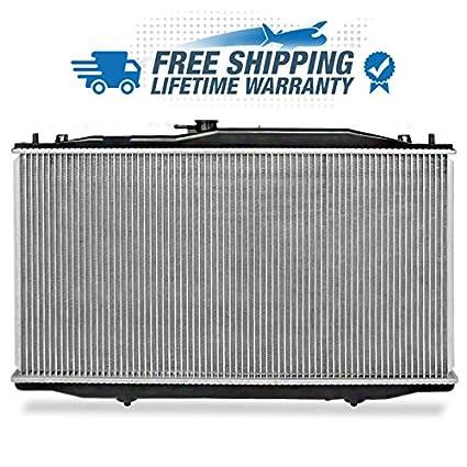 Amazoncom For Acura TSX I L Engine Durable Plastic - Acura tsx radiator