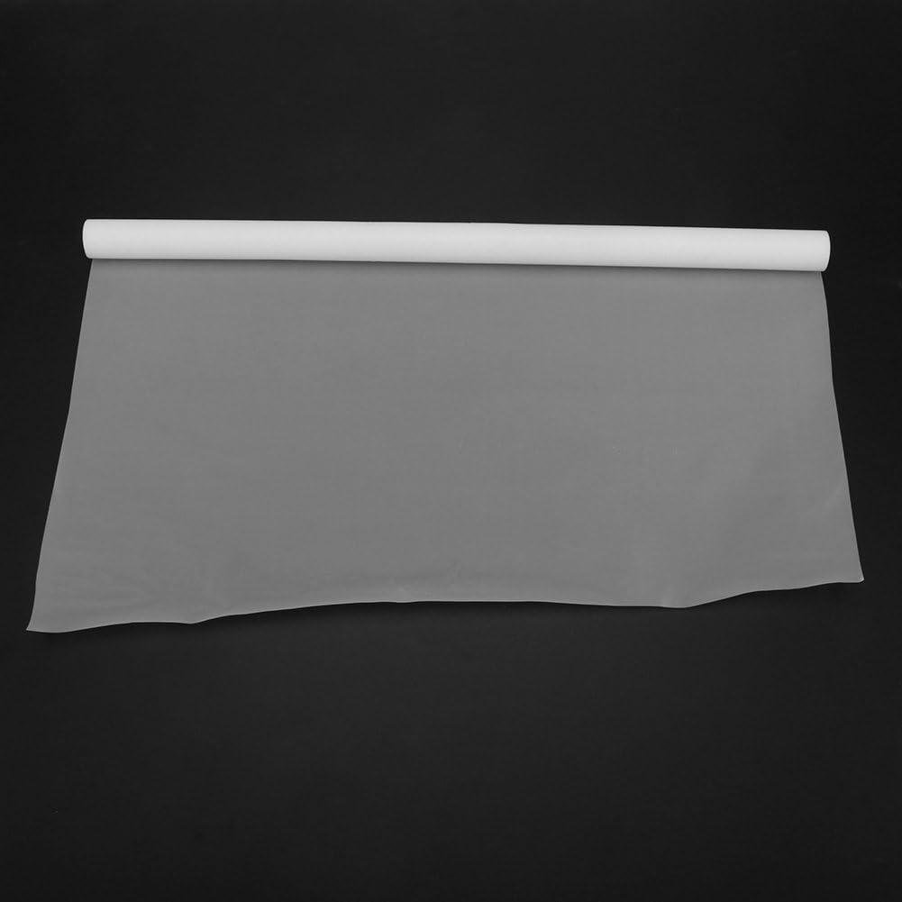 1000mm /× 300mm /× 0,1mm Feuille de T/éflon de PTFE Rouleau de Film pour Transferts de Presse /à Chaud Blanc