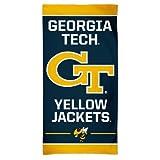WinCraft Georgia Tech Yellow Jackets Beach Towel - Multi