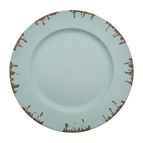 Fennco Styles Decorative Distressed Edge 13\u0026quot; Charger Plates-Set of ...  sc 1 st  Amazon.com & Amazon.com | Fennco Styles Decorative Distressed Edge 13"|463|463|?|e2ddf88e3398c7f94ab728698f15d7d3|False|UNLIKELY|0.30945757031440735