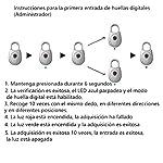 MILASIA-Lucchetto-Bluetooth-e-Impronta-Digitale-identificazione-accurata-del-sensore-tattile-Blocco-Intelligente-Senza-Chiave-per-Porta-a-casa-Valigie-Armadi-Borsa-per-Bici