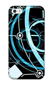 Slim Fit Tpu Protector Shock Absorbent Bumper Ghost In The Shell Case For Iphone 5/5s