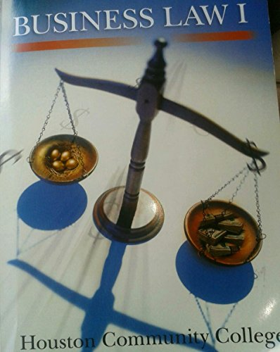 Business Law I