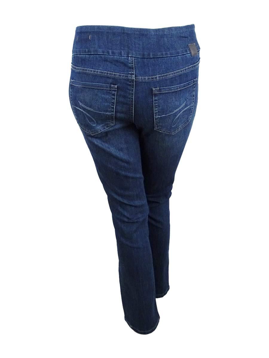 7f913e80be568 Jag Jeans Women s Peri Straight Pull On Jean - Denim Fit
