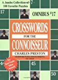 Crosswords for the Connoisseur Omnibus, Charles Preston, 0399530789