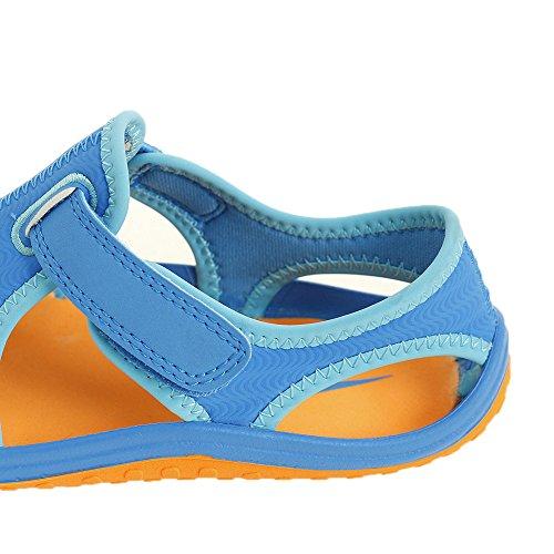 Bleu 344926 Total 011 Chaussures Gamma amp; Gar On Photo Plage De Orange Nike bleu Piscine wzqSdfw