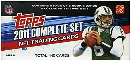 2011 Topps Nfl Football Exclusive Factory Set W5 Card Variation Rookie Set Featuring Cam Newton This Set Includes 2 Cam Newton Rcs His