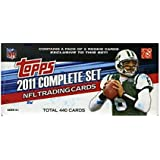 2011 Topps NFL Football EXCLUSIVE Factory Set w/5 Card VARIATION ROOKIE Set featuring CAM NEWTON! This Set includes 2 Cam Newton RC'S! His Regular+Variation