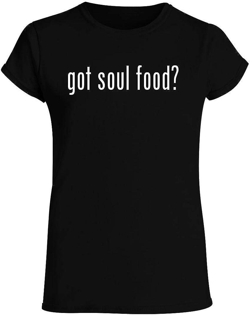 got soul food? - Women's Crewneck Short Sleeve T-Shirt