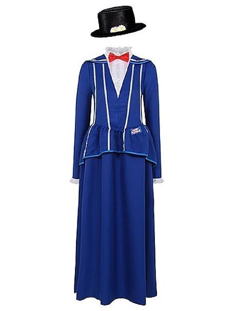 George - Vestido - Vestido - para Mujer Azul Azul 44/46: Amazon.es ...