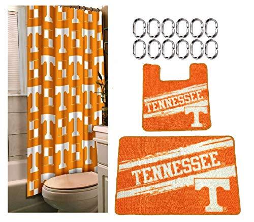 The Northwest Company Tennessee Volunteers 15 Piece Bath Set