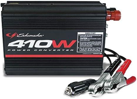 Schumacher BE01256 410W DOE Power Converter