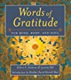 Words Of Gratitude Mind Body & Soul