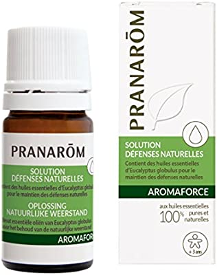 Aromaforce Solución Defensas Naturales 5 ml. de Pranarom: Amazon ...