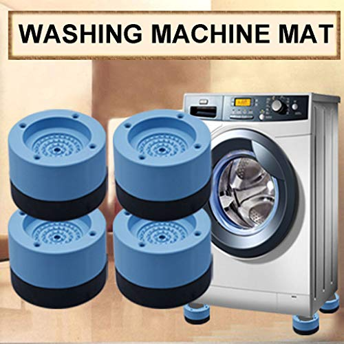 Euone Clearance Sales,Washing Machine Rubber Mat Anti-Vibration Pad Universal Fixed Non-slip Damping