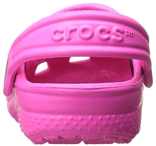 Classic Neon Unisex Magenta Rosa Crocs Zoccoli Bambini Kids UYqTwdT