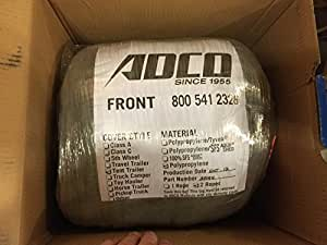 """ADCO (2894) 14'- 1"""" to 16' Polypropylene Fabric Tent Trailer Cover"""