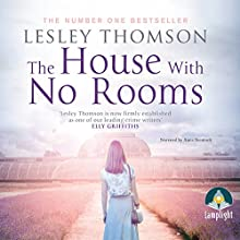 The House With No Rooms: Detective's Daughter, Book 4 Audiobook by Lesley Thomson Narrated by Anna Bentinck