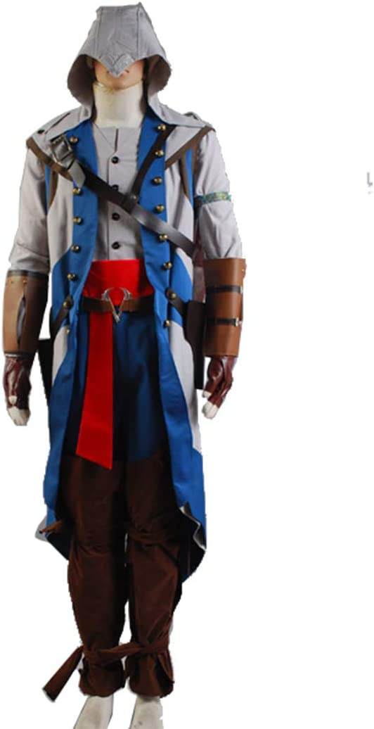 MingoTor Assassine Asesino IV: Black Flag Disfraz Traje de Cosplay ...