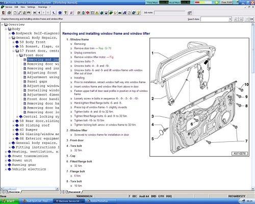 vw transporter t4 workshop manual pdf