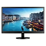 AOC e2470swhe 24-Inch Class LED-Lit Monitor, Full HD 1080p, 5ms, 20M