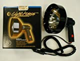 Lightforce Spot Light 170 Striker, Variable Power Dimmer Coil Cord / Cig Plug, 12V 100W
