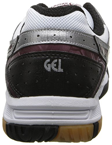 Silver Ball Shoe Cardinal Volley ASICS Gel 1150V Black Women's IwqxqaAY